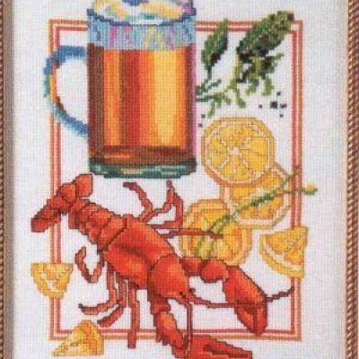 Кружка пива и рак